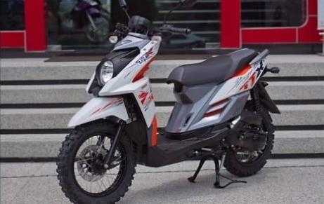 Yamaha X Ride Skutik Tangguh Versi Cross Over Rodex1313 Com