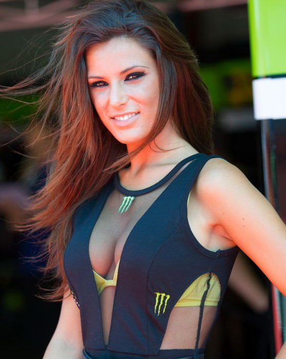 Girl and MotoGp | RODEX1313
