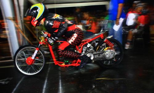 Kirana Drag Bike With Honda Cb150r Street Fire Rodex1313com