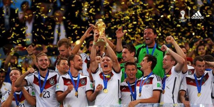 Piala dunia german