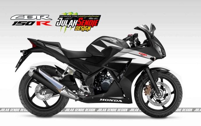 CBR150R-Black