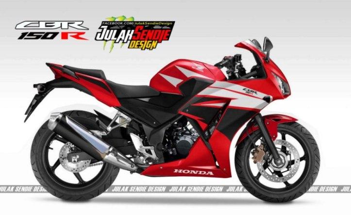 CBR150R-Red1