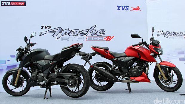 TVS RTR 200