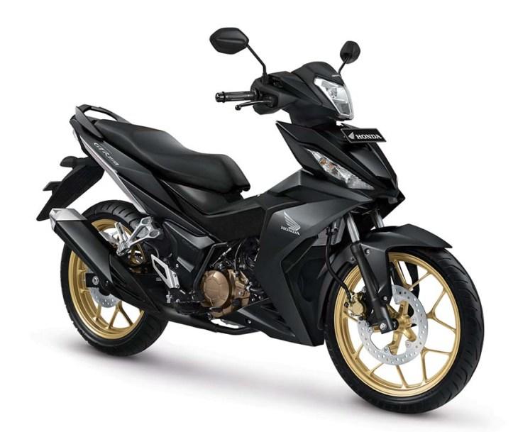 New-Honda-Supra-GTR150-Gun-Black