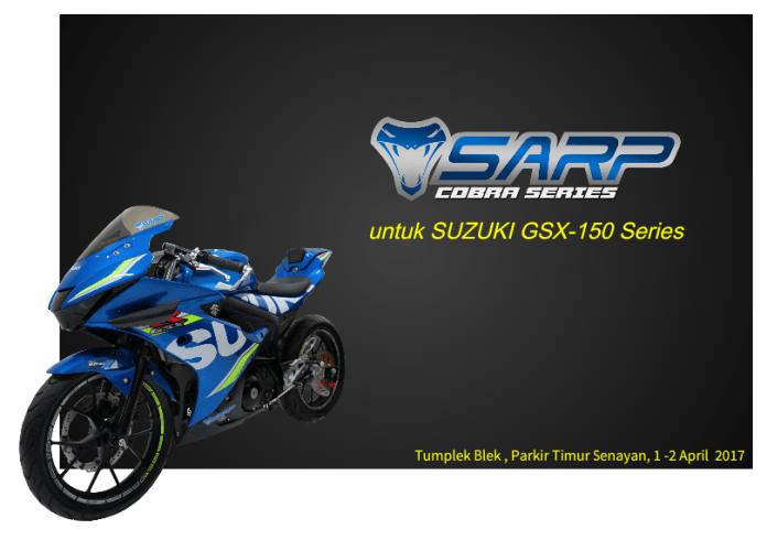 SARP-Cobra-series-Suzuki-GSX-1