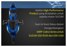 SARP-Cobra-series-Suzuki-GSX-2