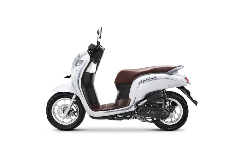 SCOOPY 2019_STYLISH WHITE